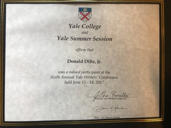 YWC Certificate